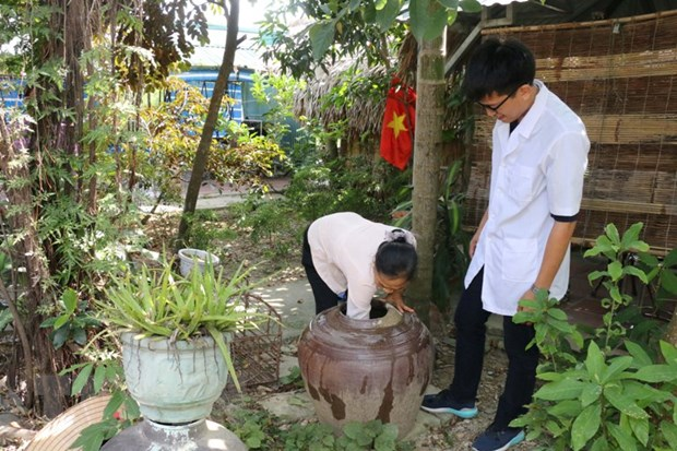 Khanh Hoa day manh trien khai phong trao ve sinh yeu nuoc hinh anh 1