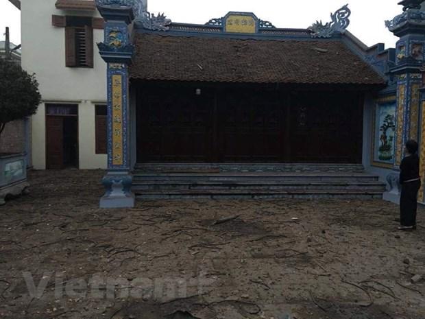 [Photo]: Hien truong vu no lam 9 nguoi thuong vong o Bac Ninh hinh anh 5