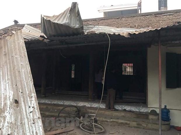 [Photo]: Hien truong vu no lam 9 nguoi thuong vong o Bac Ninh hinh anh 7