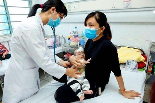 Bo Y te: Chua phat hien chung virus cum moi tai Viet Nam hinh anh 1