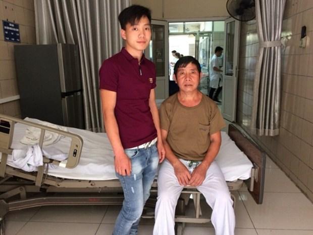 Vu ngo doc nam o Ha Giang: Benh nhan duoc chuyen ve tuyen duoi hinh anh 1