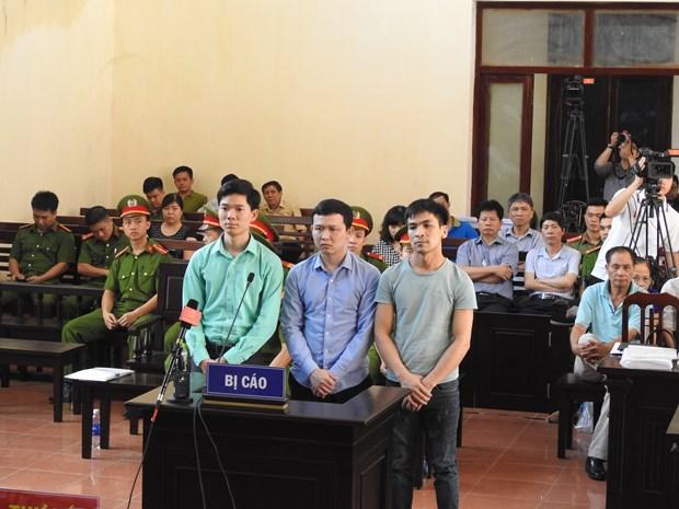 Xet xu vu chay than: Hoang Cong Luong bi de nghi 30-36 thang tu treo hinh anh 2