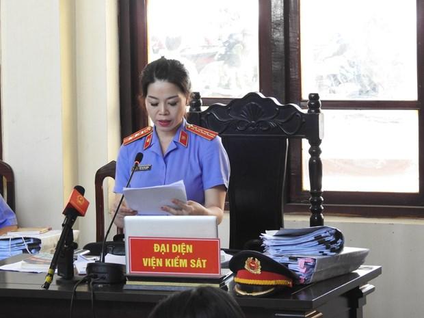 Xet xu vu chay than: Hoang Cong Luong bi de nghi 30-36 thang tu treo hinh anh 1