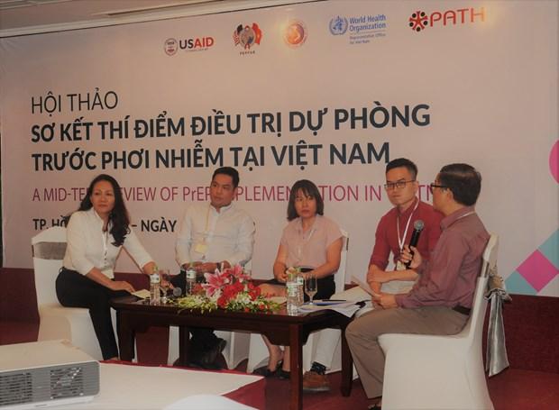 PrEP - Buoc dot pha cua Viet Nam de giam nguy co nhiem HIV hinh anh 2