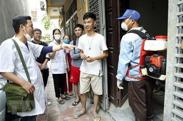 Phu Yen: Nhieu nguoi dan chu quan voi benh sot xuat huyet hinh anh 2