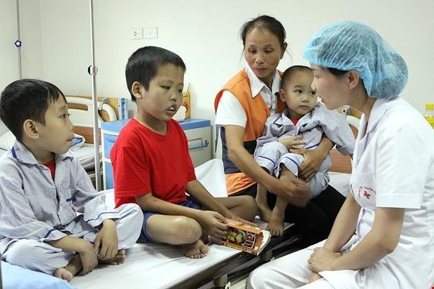 Viet Nam co khoang 12 trieu nguoi mang gene benh tan mau bam sinh hinh anh 1