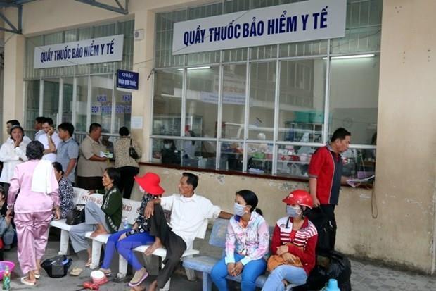 Ba Ria - Vung Tau: Thieu thuoc cap phat cho benh nhan bao hiem y te? hinh anh 1