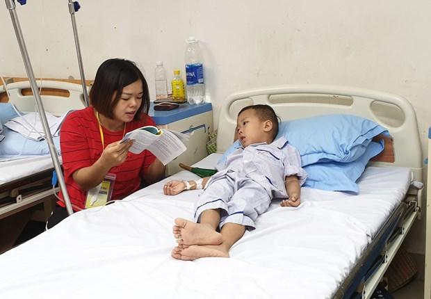 Chong tan mau bam sinh: Mau chot la xet nghiem tien hon nhan hinh anh 1