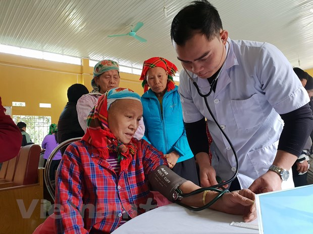 'Chat luong dan so nguoi gia cua Viet Nam dang rat co van de' hinh anh 1