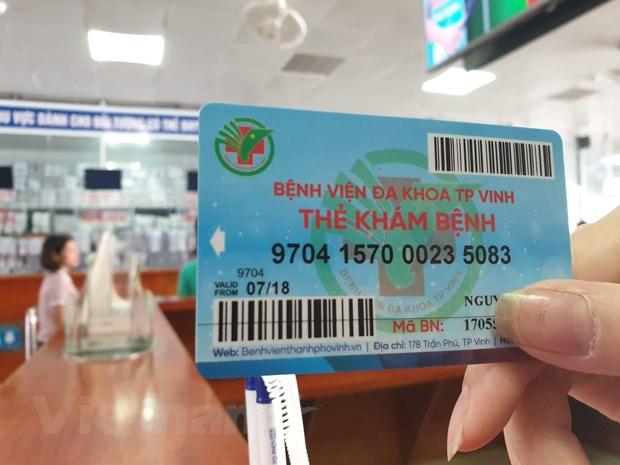 Nghe An: Kham chua benh thuan tien hon voi the thong minh hinh anh 2