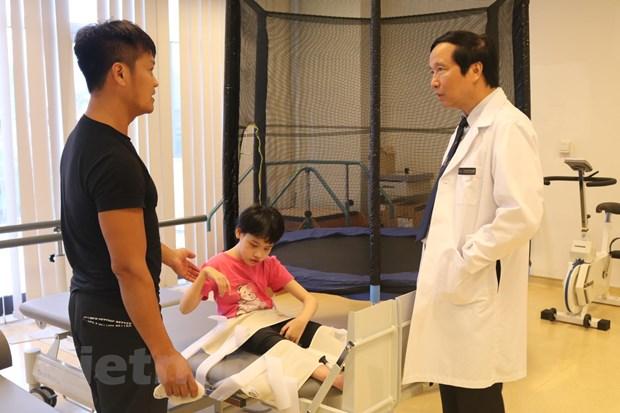 GS Nguyen Thanh Liem: Nha khoa hoc Viet co the di day o nuoc ngoai hinh anh 1