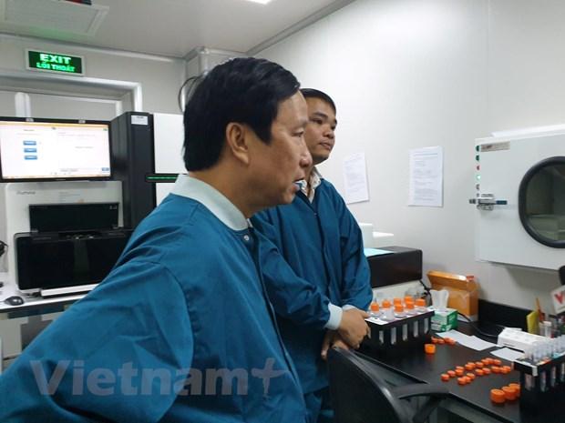 GS Nguyen Thanh Liem: Nha khoa hoc Viet co the di day o nuoc ngoai hinh anh 2