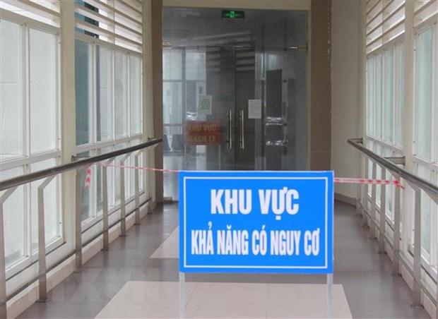 Be 3 thang tuoi o Vinh Phuc nhiem COVID-19 se som duoc ra vien hinh anh 1