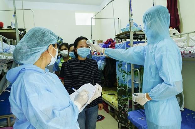 Viet Nam con 12 truong hop duong tinh voi virus SARS-CoV-2 hinh anh 1