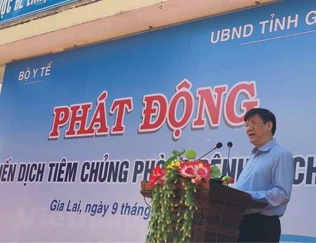 4,7 trieu nguoi o Tay Nguyen se duoc tiem vacxin phong benh bach hau hinh anh 2