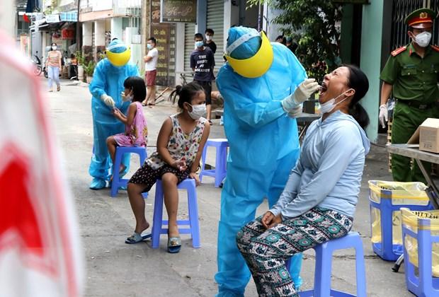 Phong chong COVID-19 o muc cao nhat: