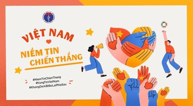 Sau 3 tuan, MV Niem tin chien thang thu hut gan 3 trieu nguoi xem hinh anh 1