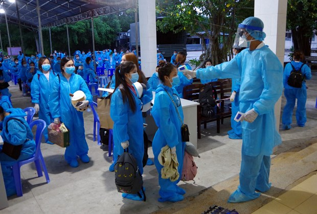 Viet Nam da chua khoi 931 trong so 1.063 truong hop mac COVID-19 hinh anh 1