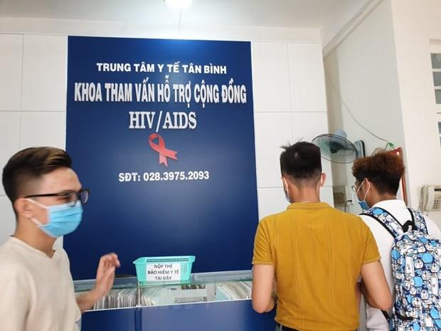 Hanh trinh 30 nam Viet Nam ben bi doi pho voi dich HIV/AIDS hinh anh 1