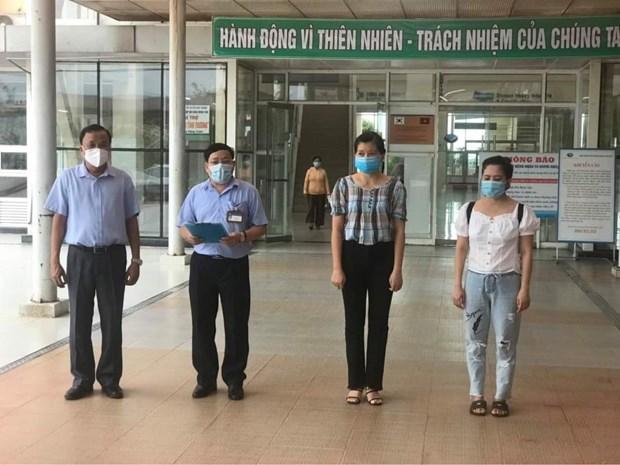 Quang Nam cong bo khong con truong hop nao mac benh COVID-19 hinh anh 1