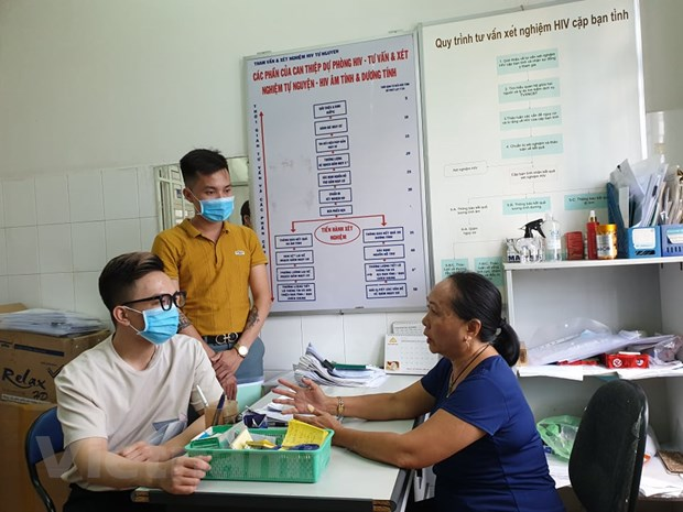 Viet Nam trong so 4 nuoc co chat luong dieu tri HIV/AIDS tot nhat hinh anh 1