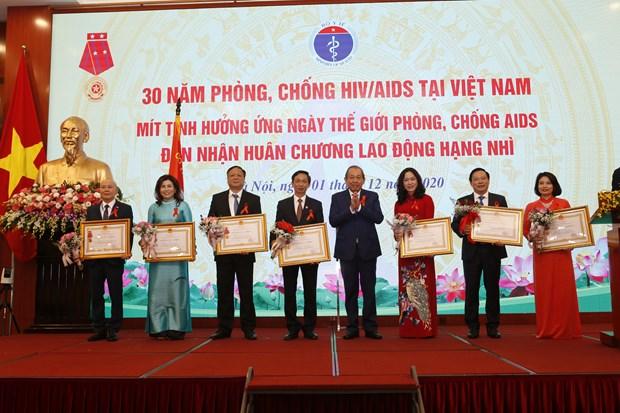 'Viet Nam la mot trong nhung diem sang trong phong, chong HIV/AIDS' hinh anh 2