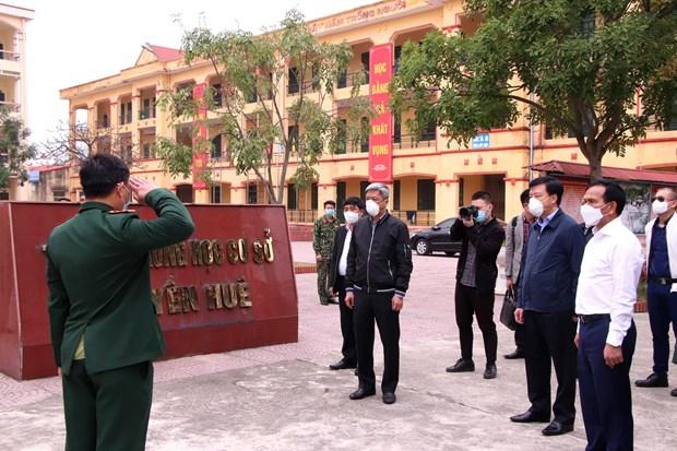 Bo Y te 'sat canh' giup Hai Duong vuot lan song COVID-19 hinh anh 3
