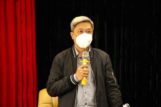 Bo Y te 'sat canh' giup Hai Duong vuot lan song COVID-19 hinh anh 2