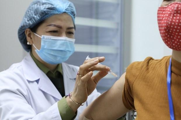 Hai vaccine phong COVID-19 cua Viet Nam deu cho ket qua an toan hinh anh 1