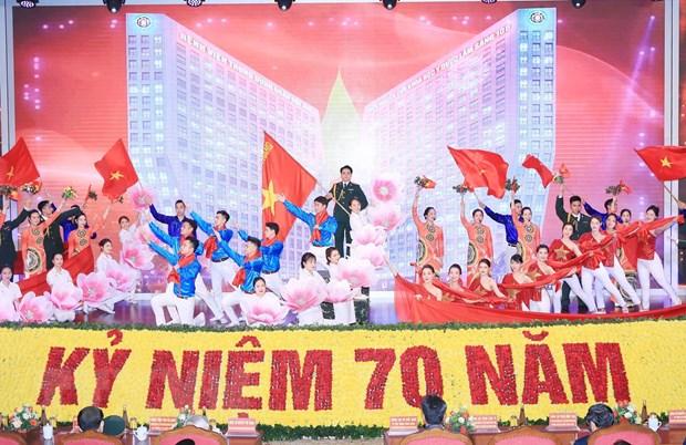 Benh vien Quan doi 108 don nhan danh hieu Anh hung Lao dong hinh anh 3