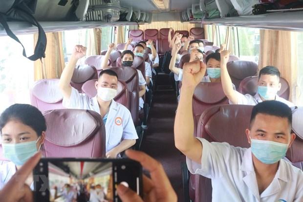 'Chao lua' COVID-19 tai Bac Giang: Cuoc chien khong don doc hinh anh 4
