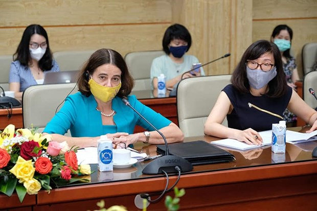 Viet Nam dam phan de som co vaccine phong COVID-19 cho tre em hinh anh 3