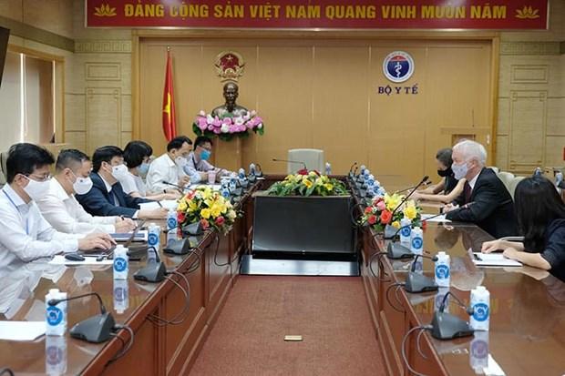 Viet Nam dam phan de som co vaccine phong COVID-19 cho tre em hinh anh 2