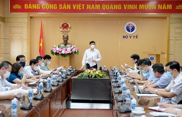 Viet Nam thiet lap 8 kho bao quan cho chien dich tiem vaccine lon nhat hinh anh 2