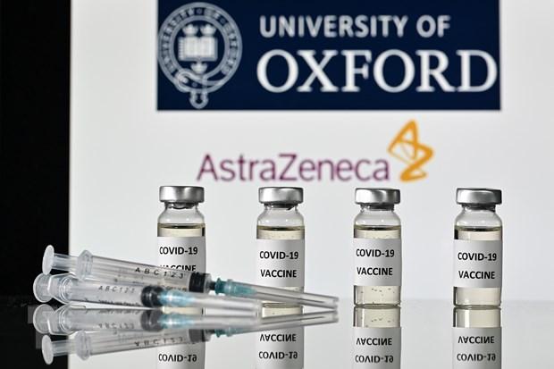 Them 580.000 lieu vaccine AstraZeneca ve toi san bay Tan Son Nhat hinh anh 1