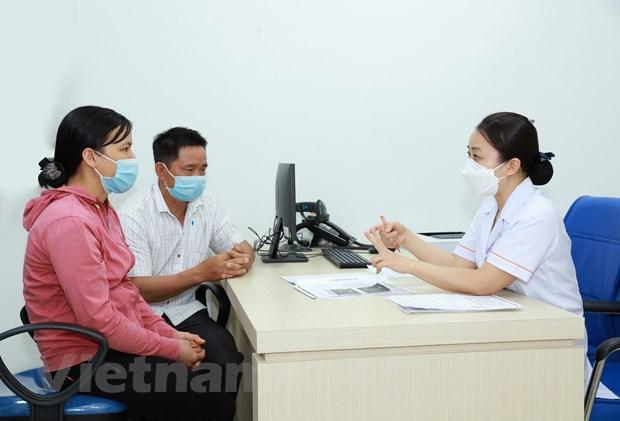 Viet Nam day manh cac chuong trinh cham soc suc khoe sinh san hinh anh 1