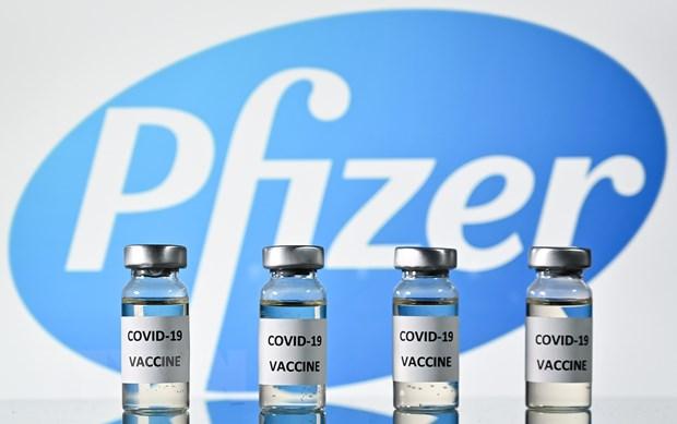 Pfizer se cung ung 20 trieu lieu vaccine COVID-19 cho tre em Viet Nam hinh anh 1