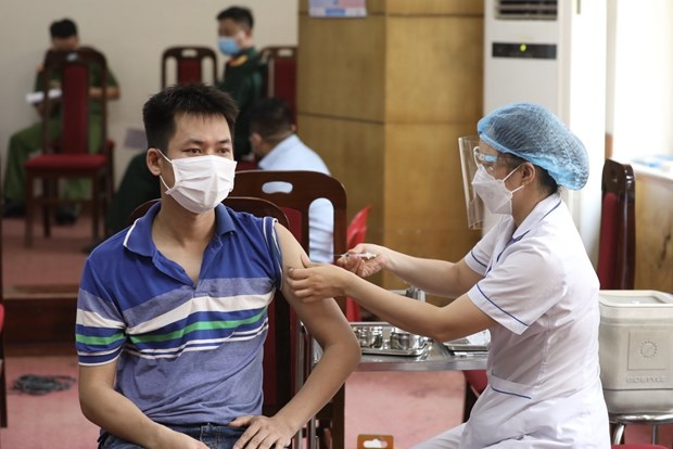 Lan song dich thu 4: Viet Nam trien khai quyet liet chien luoc vaccine hinh anh 1