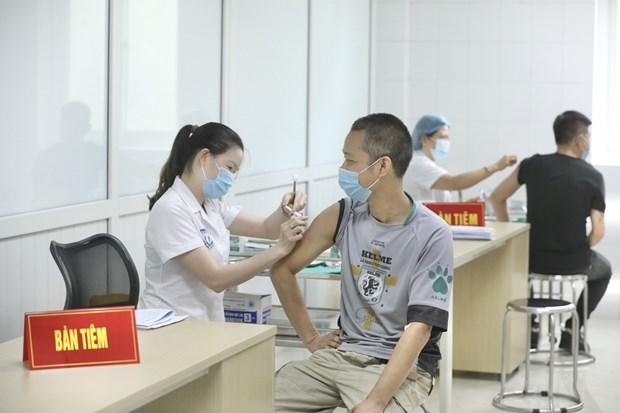 Bo Y te: Nanocovax an toan va co tinh sinh mien dich tuong doi cao hinh anh 1