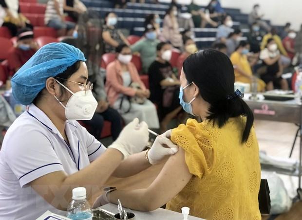 Bo Y te: Cac dia phuong xay dung ke hoach tiem vaccine nam 2022 hinh anh 1