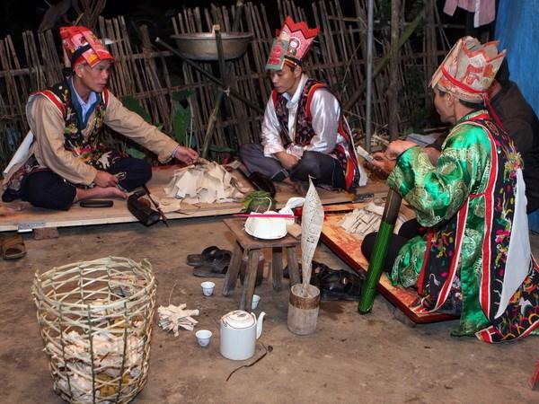 Nghi le Cap sac duoc cong nhan Di san van hoa phi vat the hinh anh 1