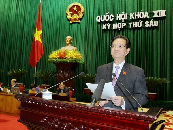 De nghi phe chuan Bo truong, Chu nhiem Van phong Chinh phu hinh anh 1