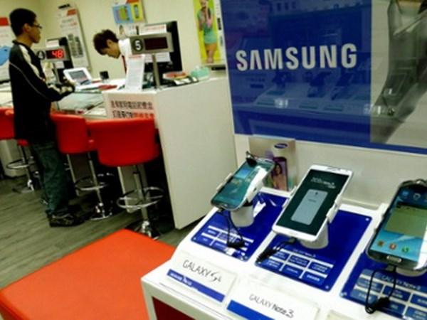 Samsung manh tay chi 14 ty USD marketing trong nam nay hinh anh 1