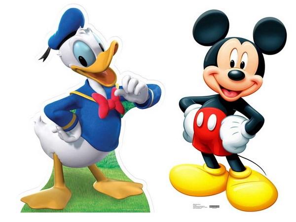 Chuot Mickey tiep tuc noi ngon ngu tinh ban khap the gioi hinh anh 1