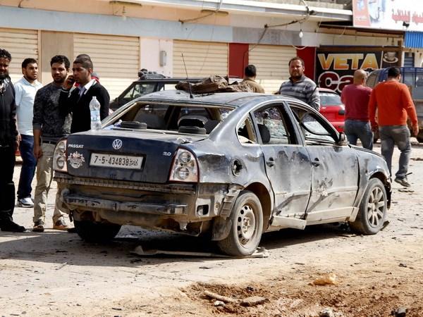 Dung do lon o Benghazi, hon 170 nguoi thuong vong hinh anh 1