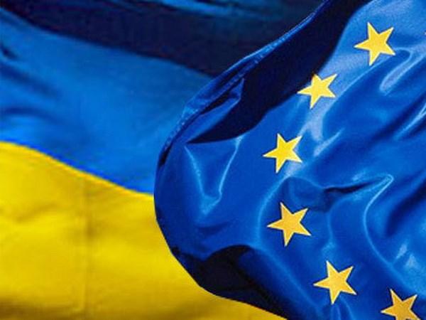 EU cam ket ho tro Ukraine 1,6 ty euro trong nam 2014 hinh anh 1