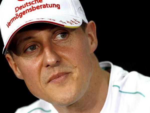 Tay dua Michael Schumacher tinh day sau 6 thang hon me hinh anh 1