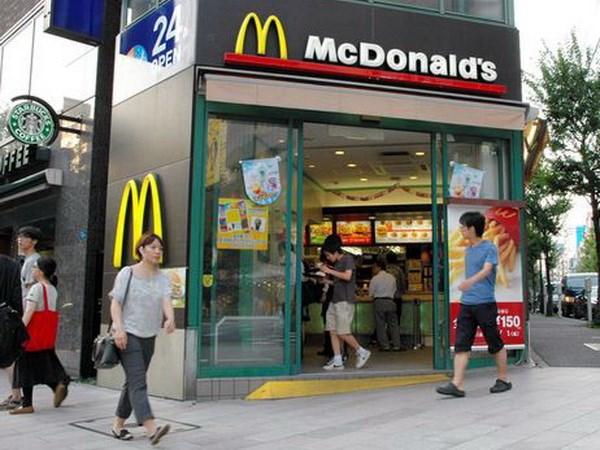 McDonald's Nhat ngung ban san pham dung thit ga Trung Quoc hinh anh 1