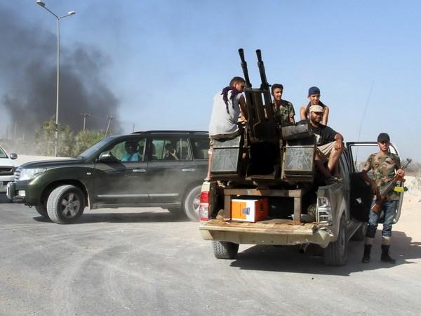 Lien hop quoc ra nghi quyet trung phat phien quan Hoi giao o Libya hinh anh 1
