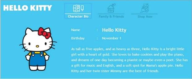Co meo noi tieng Hello Kitty that ra khong phai la... meo hinh anh 2
